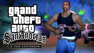 Трейлер игры Grand Theft Auto: San Andreas