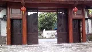 preview picture of video 'G12 - Cổng trượt tự động tại Nghi Phú  - TP Vinh'