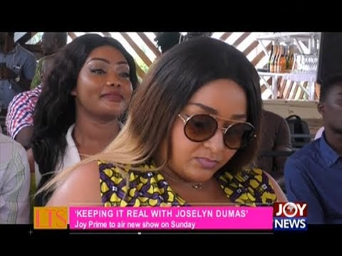 'Keeping it Real with Joselyn Dumas' - Let's Talk Entertainment on JoyNews