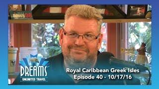 Greek Isles Royal Caribbean Cruise | 10/17/16