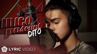 Inigo Pascual - Dito  (Official Lyric Video)