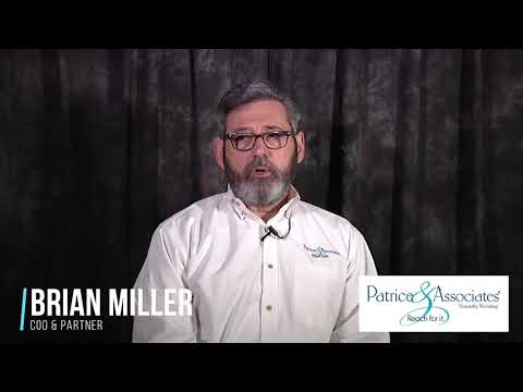 , title : 'Brian Miller, COO Patrice & Associates Franchise