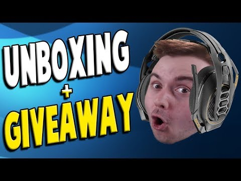 Sponsored: Giveaway + Plantronics RIG 800HD Headset / Dolby Atmos Review