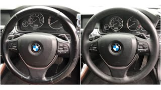 BMW 530d N57 SNAPPED TIMING CHAIN - Cylinder Head Damage - Thủ thuật