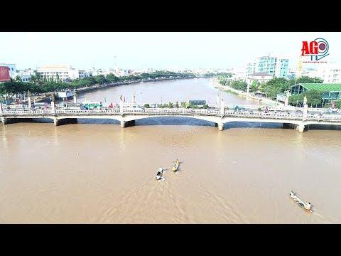 Giải đua xuồng Báo An Giang lần thứ I-2019 kết thúc thành công tốt đẹp