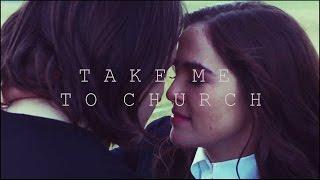 Данила Козловский, Rose & Dimitri ♥ Take me To Church
