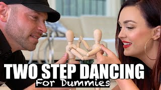 HOW TO DANCE TWO STEP - Country Two Step Dancing For Dummies