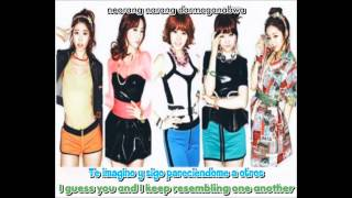 Girl's Day (걸스데이) - Two Of Us (둘이서) (Duriseo) [Esp/Eng/Rom]