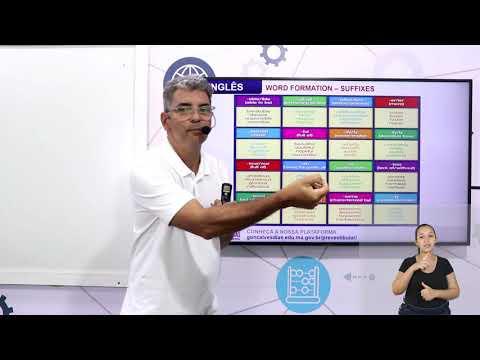 Aula 08 | Word Formation: Prefixes and Suffixes - Parte 02 de 03 - Inglês