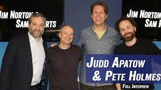 Judd Apatow & Pete Holmes - Louis C.K.