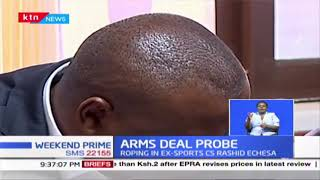 DCI arrest pilot for impersonating police officer in sh.39 fake arms deal