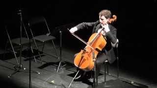 Pièce pour violoncelle - Daniel Meier