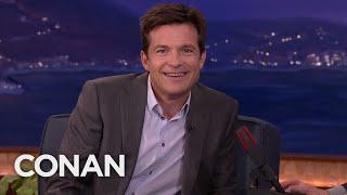 Jason Bateman Is A Big Believer In Disney   CONAN on TBS