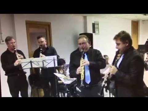 Agaete Spain Clarinet Festival Faculty Encore.