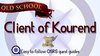 how to get to great kourend osrs 2019 - Kênh video giải trí dành cho