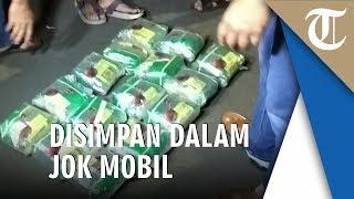Polres Jakut Gagalkan Penyelundupan 15 Kilogram Sabu yang Disembunyikan dalam Jok Mobil