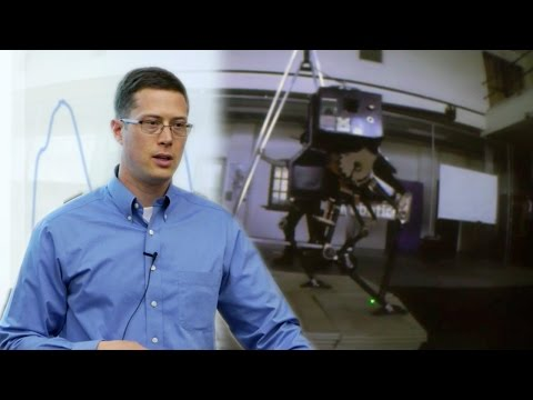 RI Seminar: Jonathan Hurst : Designing Robots to Walk and Run