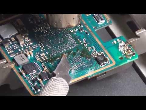 Lenovo S860 нет подсветки.  Lenovo S860 no backlight
