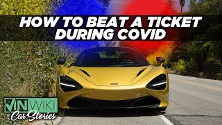 How to beat any speeding ticket during COVID | VinWiki