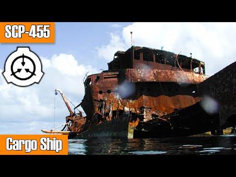 SCP-455 Cargo Ship | euclid | Cognitohazard scp