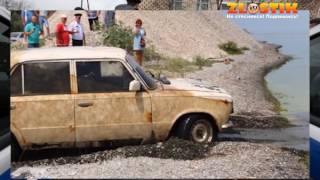 Найдены тела 6 пропавших мужчин, Автомобиль достали со дна Волги с трупами внутри