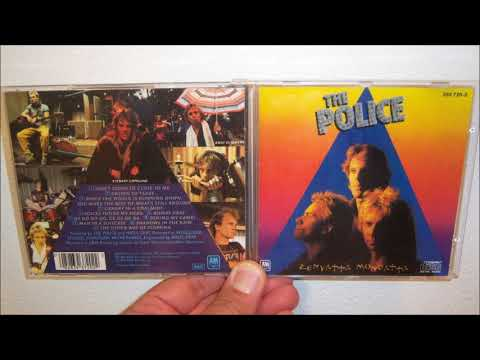 Police - The other way of stopping (1980 Album version)
