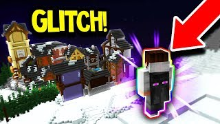 How To Glitch Out Of The Map Minecraft Murder Mystery