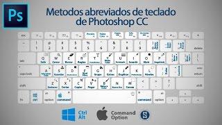 Atajos de teclado en Photoshop - Metodos Abreviados by [Stiben Morales]
