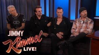 Bono on Manchester Concert Attack