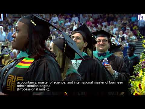 2018 University Of Denver Graduate Commencement