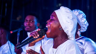 Feranmi a.k.a Golden Angel at CCC Central Cathedral, Abuja 2019 Cantata