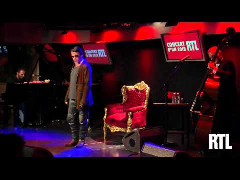 Florent Pagny - Savoir aimer en live sur RTL - RTL - RTL