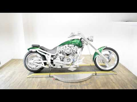 2001 Bourget Bourget Chopper in Wauconda, Illinois - Video 1