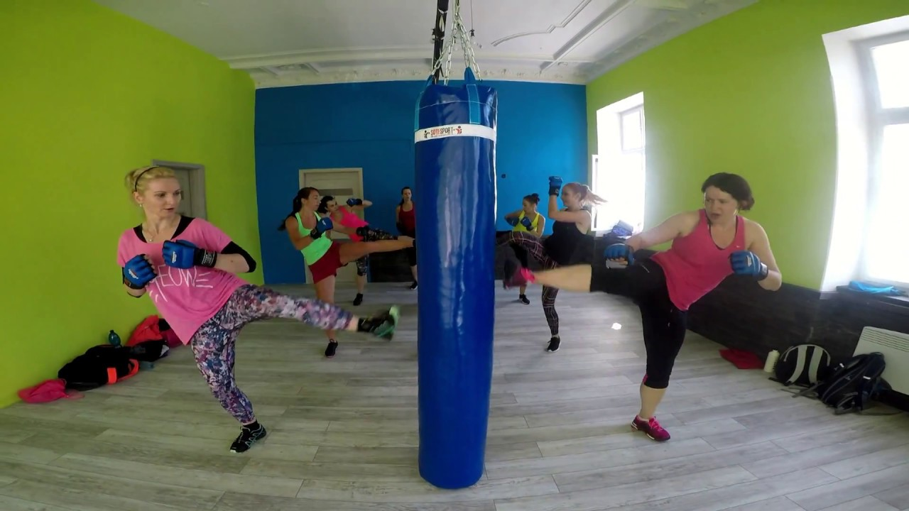 Party fitness víkend 2018