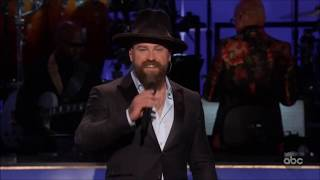 """Zac Brown Band sings """"Bare Necessities"""" Live at Mickey's 90th Birthday Spectacular 2018 HD 1080p"""