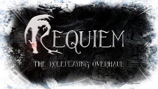 Skyrim mod Requiem [1] Первое знакомство с механикой мода