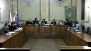 preview picture of video 'Consiglio Comunale del 28.11.2014 - Comune di Monte San Savino'