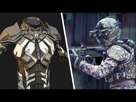 ¡Los Uniformes de Protección Más Aterradores y Poderosos del Mundo!