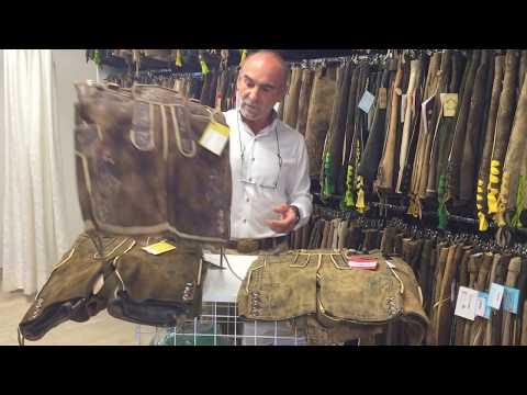 Lederhosen in verschiedenen Qualitäten bei Rohn Moden