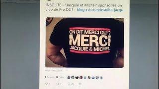 Jacquie, Michel, Paul et Bernard : un rugby de faux culs !