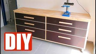 stabilen schubkasten schnell und einfach selber bauen anleitung. Black Bedroom Furniture Sets. Home Design Ideas