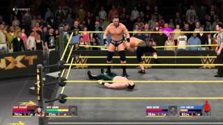 wwe-2k16-new-extended-gameplay-video-feat-the-vaudevillians-vs-enzo-and-cassady