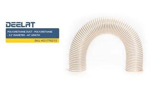 Polyurethane Duct - Polyurethane – 5.2
