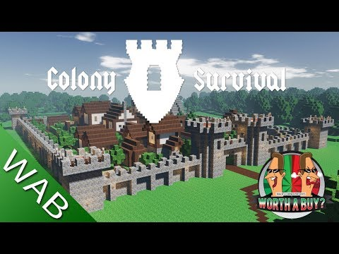 Colony Survival Review (Early access) - Rule, expand, craft, survive!