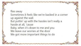 Charly McClain - When It's Down to Me and You Lyrics