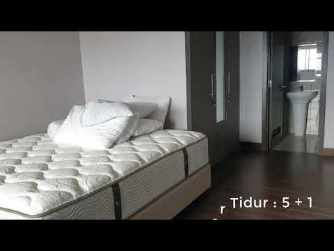 Apartemen Disewakan Puri Indah, Jakarta Barat 11610 XTK201N6 www.ipagen.com