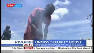 UN forces increase patrols in South Sudan