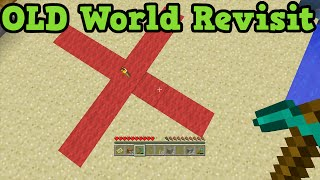Minecraft Xbox 360 - OLD World Revisited First Builds (TU1 World)