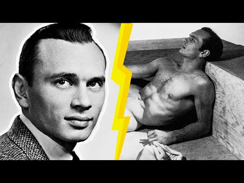 How Yul Brynner Made up His Own Legend with Lies and Mystery?