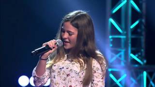 13-Year Old Girl SINGS LIKE Alanis Morissette - Ironic Song - Breathtaking